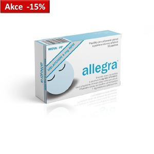 MELATONIN allegra   6 mg